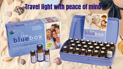 Travelling light with peace of mind